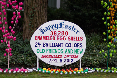 Eggshelland Sign